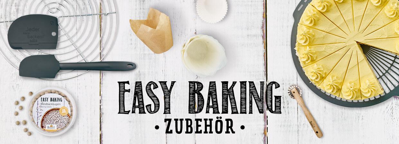 Easy Baking Zubehör