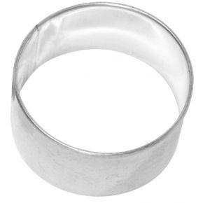Profi-Ausstechform Kreis glatt, Ø 6,5 cm