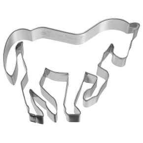 Pferd in Piaffe, 11 cm