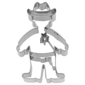 Ausstechform | Cowboy, 8 cm