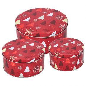 Gebäckdosen-Set | Christmas Tree
