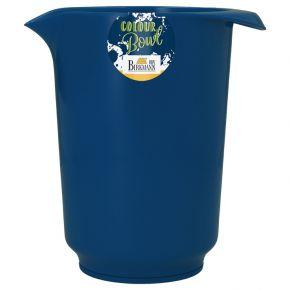 Rühr- und Servierschüssel, Dunkelblau, 1,5 Liter