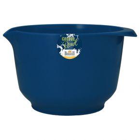 Rühr- und Servierschüssel, Dunkelblau, 3 Liter