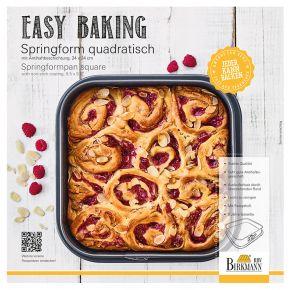 Springform quadratisch, 24 x 24 cm | Easy Baking