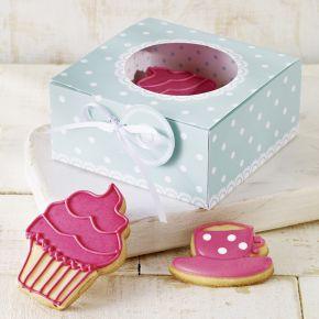 Geschenk-Schachteln | Kekskunst, 6-teilig