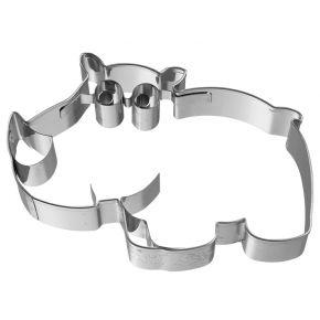 Ausstechform | Nashorn