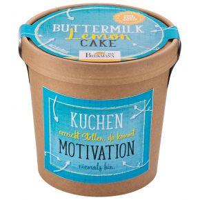 Cake Box | Kuchen erreicht Stellen, da kommt Motivation niemals hin