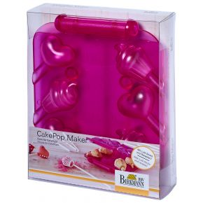 CakePop Maker Hearts&CupCakes