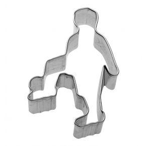 Fußballspieler, 7 cm