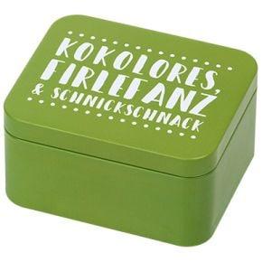 Geschenkbox | Colour Kitchen, Grün