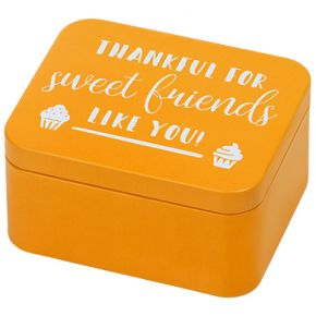 Geschenkbox | Colour Splash, Orange