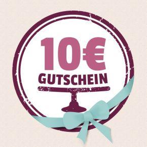 Gutschein 10,00 EUR