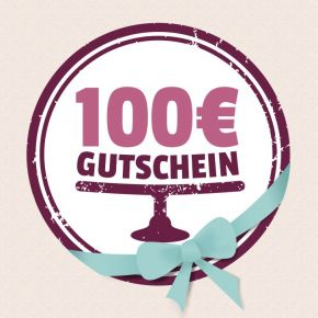 Gutschein 100,00 EUR