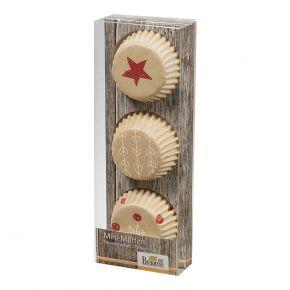 Mini-Muffin-Papierförmchen | Little Christmas I