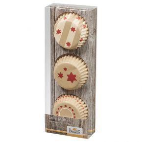 Mini-Muffin-Papierförmchen | Little Christmas II