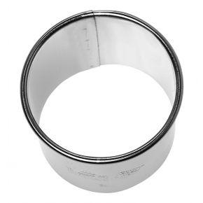 Profi-Ausstechform | Kreis, glatt, Ø 2,5 cm