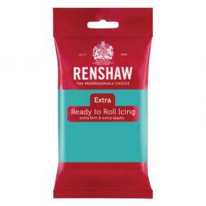 Renshaw Rolled Fondant Extra 250g -Jade Green-