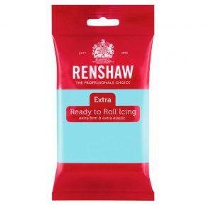 Renshaw Rollfondant Extra 250g -Duck Egg Blue-