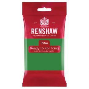 Renshaw Rollfondant Pro 250g -Lincoln Green-