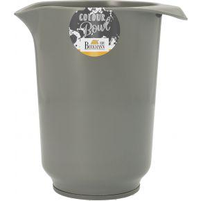 Rühr- und Servierschüssel, Grau, 1,0 Liter