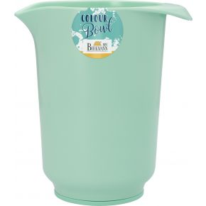 Rühr- und Servierschüssel, Türkis, 1,0 Liter