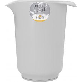 Rühr- und Servierschüssel, Weiss, 1,5 Liter