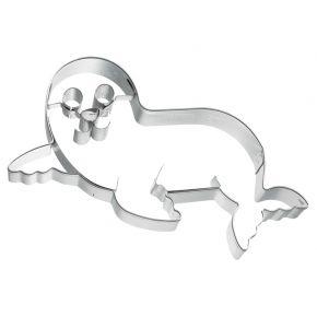 Seehund, liegend, 10 cm