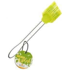 Silikonpinsel | Colour Kitchen, 4 cm, Grün
