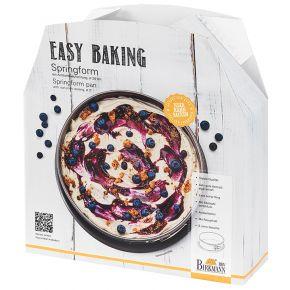 Springform mit einem Boden, 24 cm | Easy Baking