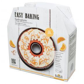 Springform mit zwei Böden, 26 cm | Easy Baking