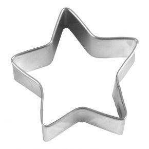Stern mit 5 Zacken, 5 cm