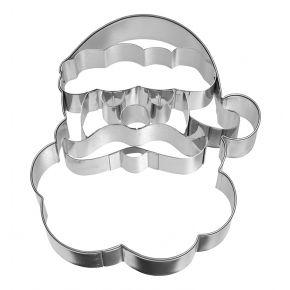 Weihnachtsmann-Gesicht, 10,5 cm