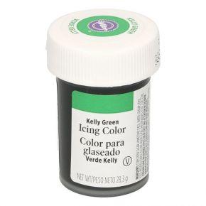 Wilton EU Icing Color - Kelly Green - 28g