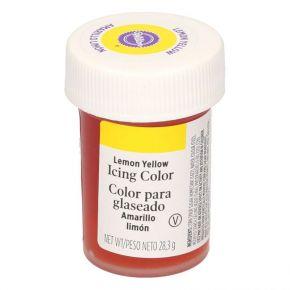 Wilton EU Icing Color - Lemon Yellow - 28g