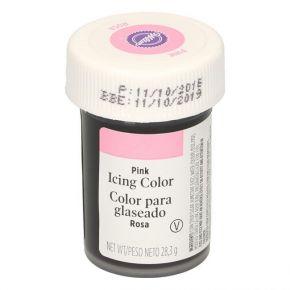 Wilton EU Icing Color - Pink - 28g