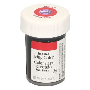 Wilton EU Icing Color - Red Red - 28g