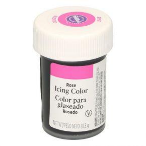 Wilton EU Icing Color - Rose - 28g