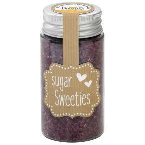 Zuckerkristalle | Lila