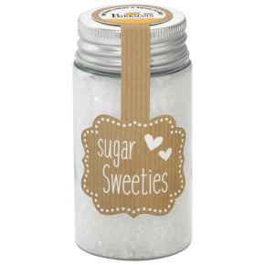 Zuckerkristalle | Weiß