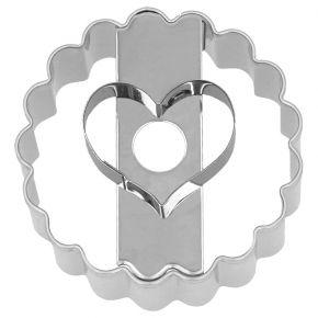 Linzer | Herz, 5 cm