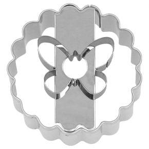 Linzer | Schmetterling, 5 cm