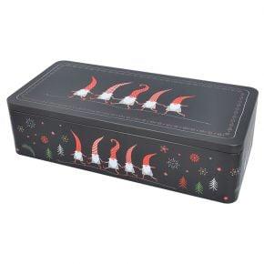 Gebäckdose XXL   Weihnachtswichtel