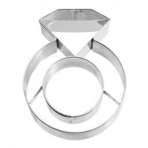 Diamant-Ring, 7 cm