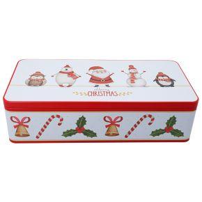 Gebäckdose XXL   Merry Christmas 2020