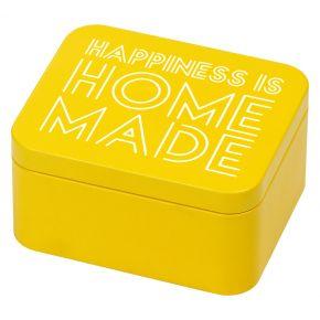 Geschenkbox, Colour Kitchen, Gelb