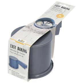 Mehlsieb mit Deckel und Boden | Easy Baking