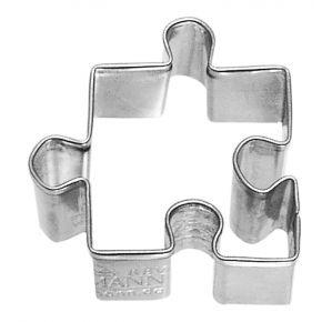 Puzzleteil, klein, 4 cm