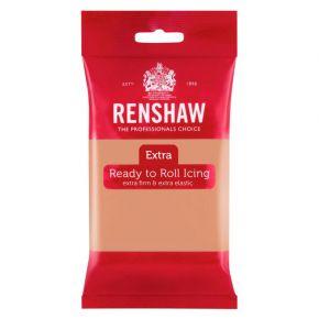Renshaw Rollfondant Extra 250g -Skin Tone-