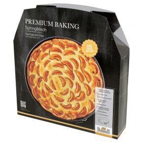 Springblech, 32 cm   Premium Baking