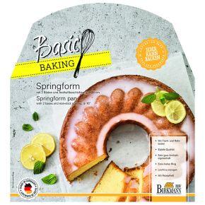 Springform mit zwei Böden, 26 cm | Basic Baking
